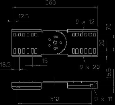Схема Шарнирный соединитель — арт.: 6216650