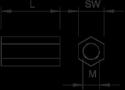 Схема Дистанционная муфта — арт.: 3415031