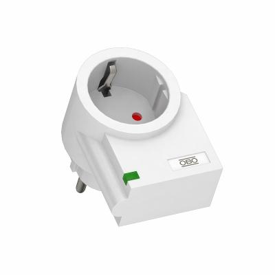 Высокочувствительное штекерное устройство защиты для розеток с защитным контактом — арт.: 5092800