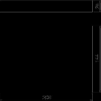 Схема Вакуумный огнестойкий пеноблок PYROPLUG® — арт.: 7202515