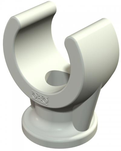Зажимная скоба для медных труб одинарная — арт.: 2140063