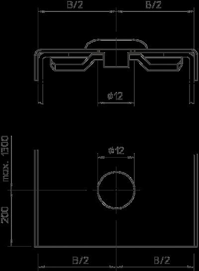 Схема Поворотный фиксатор — арт.: 6065112