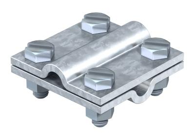 Крестовой соединитель для круглых проводников Rd 8-10 — арт.: 5312604