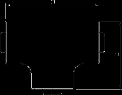 Схема Крышка Т-образной секции — арт.: 6192459