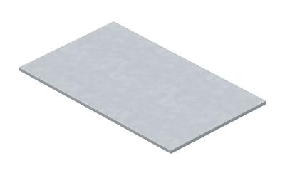 Заглушка для прямоугольного монтажного отверстия — арт.: 7407164