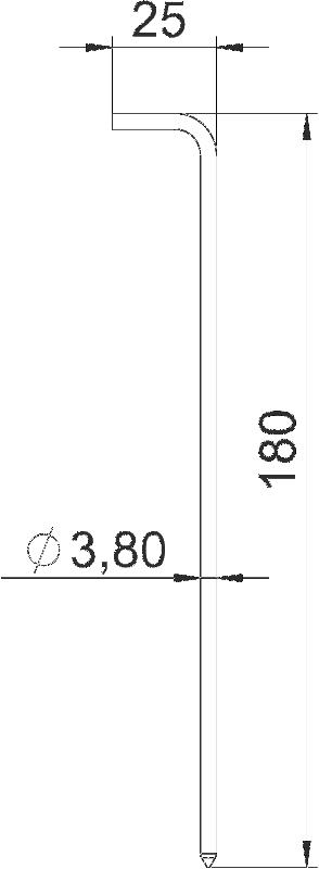 Схема Ключ для быстрого отсоединения — арт.: 7410160