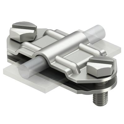 Разделительный зажим для круглых проводников Rd 8-10 и плоских проводников FL 30-40 — арт.: 5336457