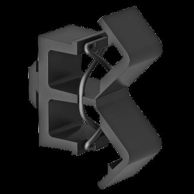 Кабельная стяжка Clip, с двумя зажимами — арт.: 1124490