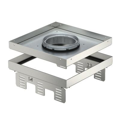 Регулируемая кассетная рамка RKFNUZD3 для тубуса, из нержавеющей стали — арт.: 7409378