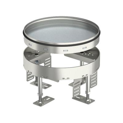 Регулируемый ревизионный люк RKR, из нержавеющей стали — арт.: 7409088