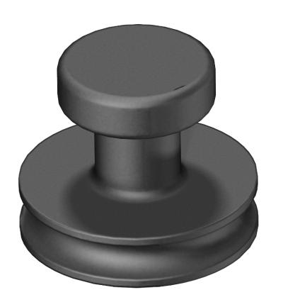 Магнитное подъемное устройство, 80 Н — арт.: 7368593