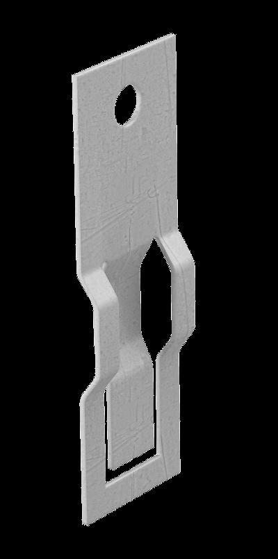 Скоба для профильной рейки — арт.: 1486682