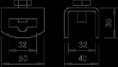 Схема Заземляющий соединитель Vario — арт.: 5014425