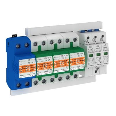 Комплект защиты MCD + V20 3-полюсный + NPE — арт.: 5089761
