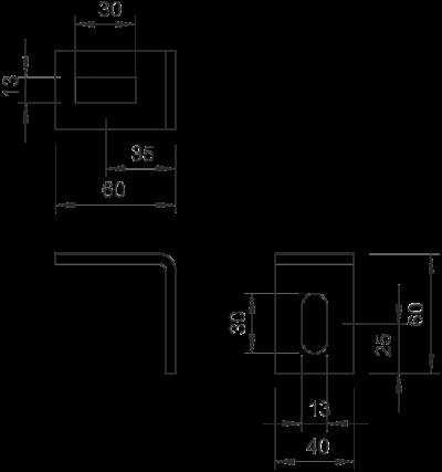 Схема Крепежный уголок — арт.: 6019587