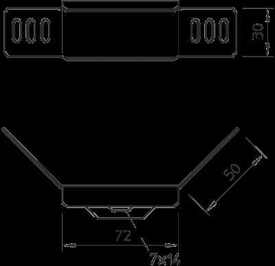 Схема Угловой соединитель — арт.: 6043038