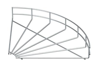 Угловая секция 90° проволочного лотка — арт.: 6001920