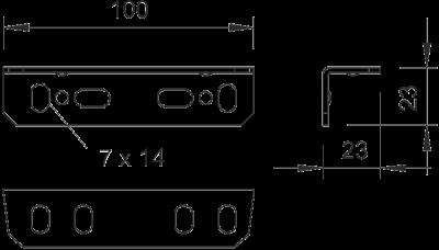 Схема Стыковый соединитель — арт.: 6066046