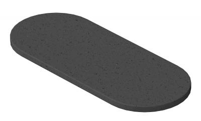 Резиновая подложка для электромонтажной колонны ISST70140 — арт.: 6290174
