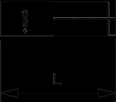 Схема Забивной анкер E — арт.: 3492900