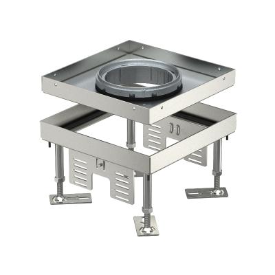 Регулируемая кассетная рамка RKFN для тубуса, из нержавеющей стали — арт.: 7409362