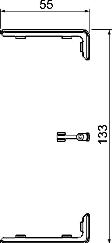 Схема Соединитель и накладка на стык — арт.: 6113214