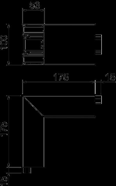 Схема Внешний угол — арт.: 6112423