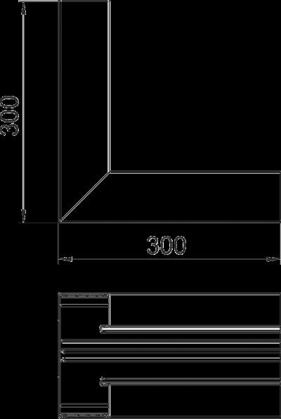 Схема Внутренний угол — арт.: 6279143