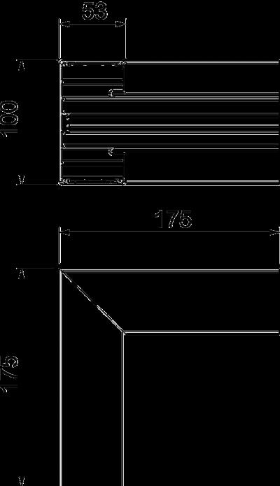 Схема Внутренний угол — арт.: 6112433