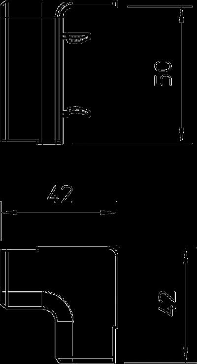 Схема Крышка внутреннего угла — арт.: 6199122