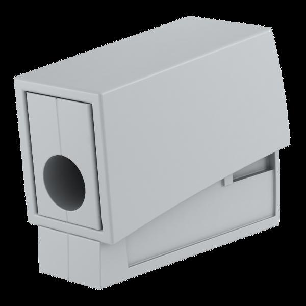 Соединительная клемма для монтажа светильника, с 2 подключениями — арт.: 2054750