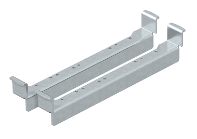 Нивелирующий угол для установки квадратных кассетных рамок в монтажных основаниях UGD250-3 — арт.: 7410540