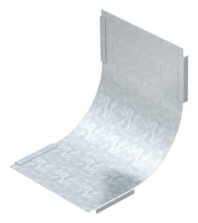 Крышка вертикальной угловой секции 90° восходящей — арт.: 7130801
