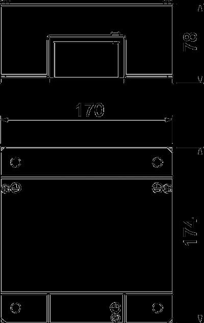 Схема Крышка редукционной Т-образной секции — арт.: 7216366