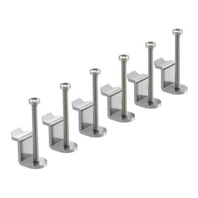 Универсальный комплект крепежных углов типа 2 для 6ти точек фиксации — арт.: 7407561