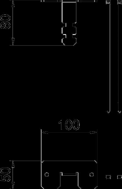 Схема Соединение для рукава для электромонтажной колонны ISSRM45F — арт.: 6290198