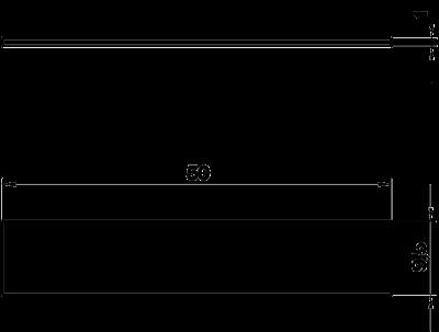 Схема Клейкая лента для гибкого кабельного канала — арт.: 6154971
