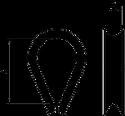 Схема Тросовая петля — арт.: 5301033