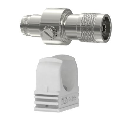 Коаксиальное устройство защиты для разъема N: штекер/розетка — арт.: 5093996