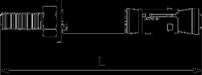 Схема Усиленный анкер SZ-B — арт.: 3498752