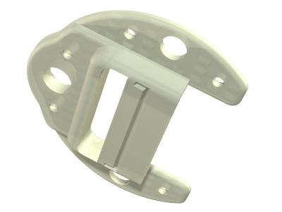 Потолочная пластина для вывода кабеля — арт.: 2236028
