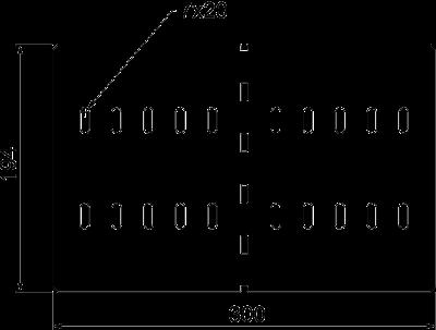 Схема Продольный и угловой соединитель — арт.: 6083200