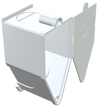 Коробка для подключения настенных светильников — арт.: 2003082