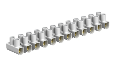 Линейная клемма для светильников 6 мм², полипропилен — арт.: 2056224