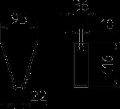 Схема Трапециевидное крепление — арт.: 6357506