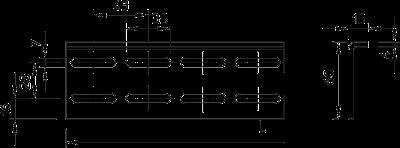 Схема Угловой профиль — арт.: 7105665