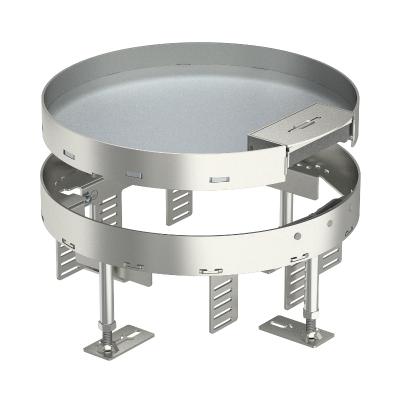 Регулируемая кассетная рамка RKSR с кабельным выводом, из нержавеющей стали — арт.: 7409268