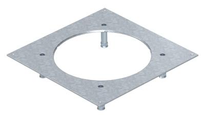 Усиленная крышка монтажного основания 350-3R7 — арт.: 7400537