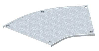 Крышка угловой секции 45° 400-600 мм — арт.: 7128886