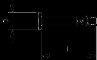 Схема Анкерный болт N-K — арт.: 3498393